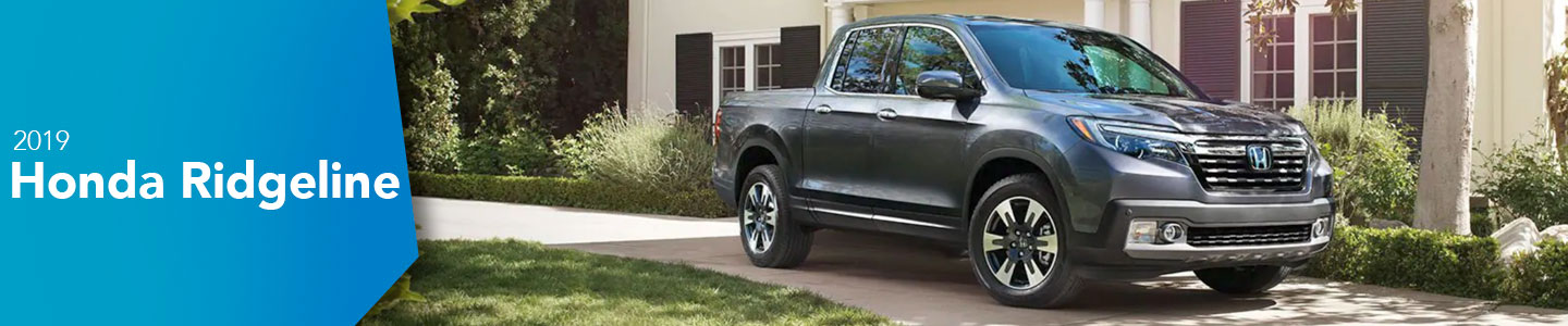 Highlights Of The 2019 Honda Ridgeline From Walker Jones Honda