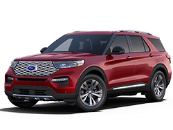 New Ford Explorer image link