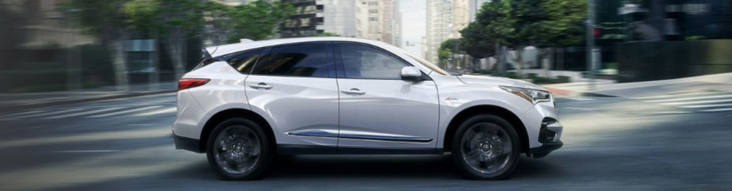 Acura 2020 RDX Research and Features