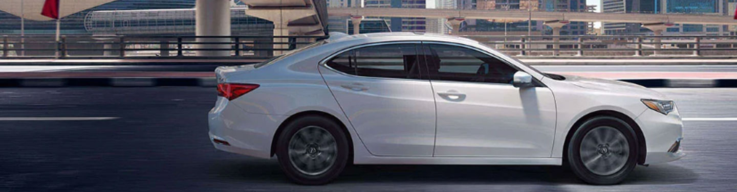 Acura 2020 TLX Research and Features