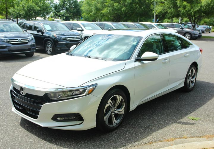 2018 Honda Accord Sedan EX 1.5T CVT