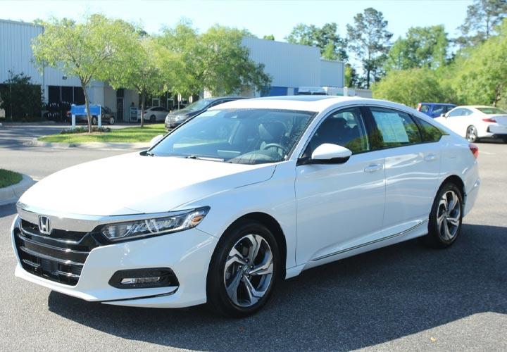 2018 Honda Accord Sedan EX-L Navi 1.5T CVT