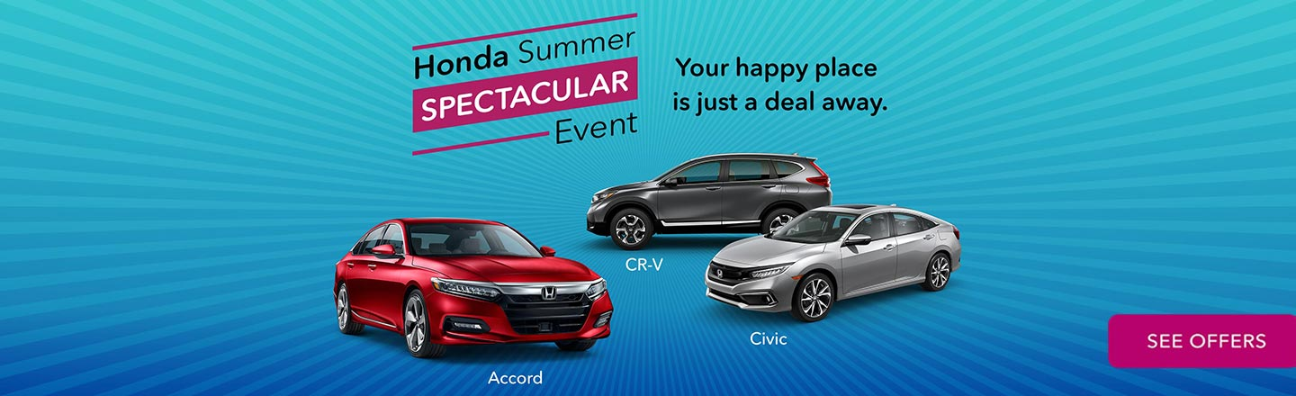 New & Used Honda Dealership Serving Denville, New Jersey | Joyce Honda