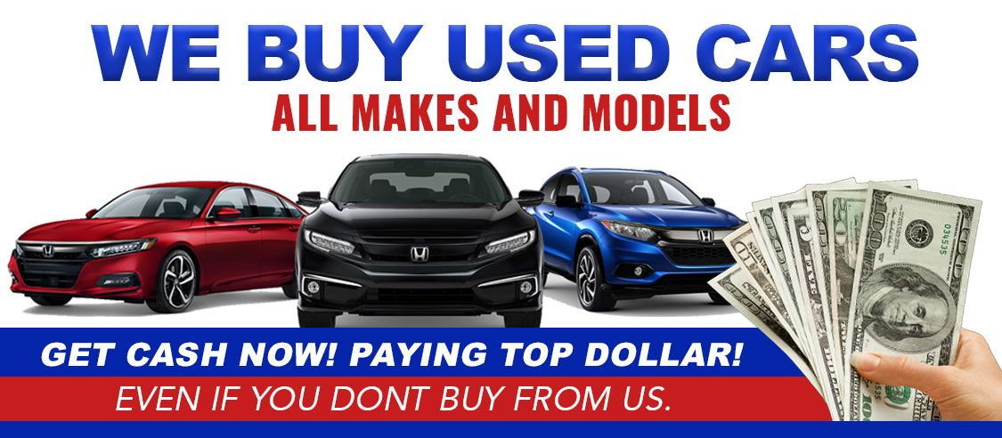 We Buy Used Cars >> Get Trade Value In Cleveland Heights Oh Foundation Honda