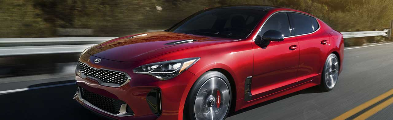 Discover The 2019 Kia Stinger At Pocatello Kia Near Aberdeen, Idaho