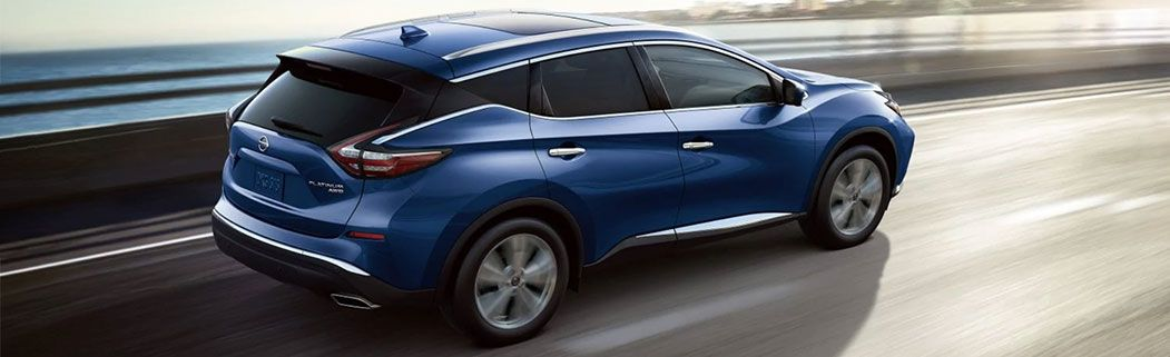 2019 Nissan Murano For Sale Near Greensboro, North Carolina