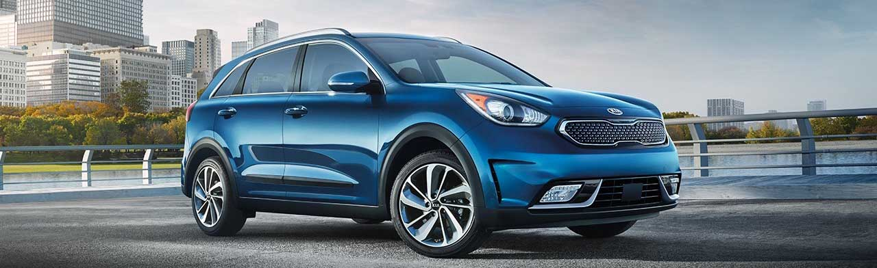 Experience The 2019 Kia Niro Crossover At Pocatello Kia Near Blackfoot, ID