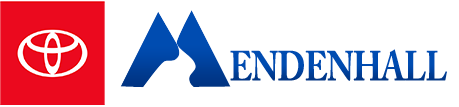 Mendenhall Toyota logo