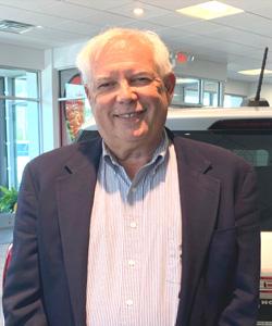 Karl Hosten Bio Image
