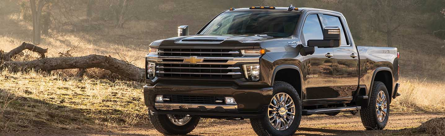 Take on Any Job in Fort Madison, IA with the All-New Silverado 2500 HD