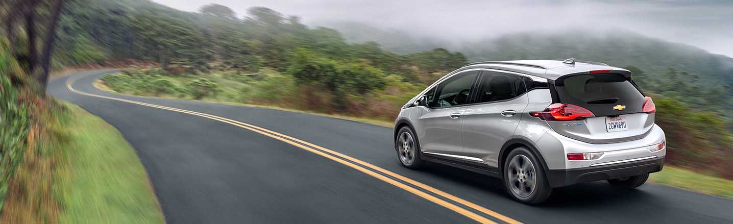 Sleek, Cool and Earth-Saving, that's the 2019 Chevy Bolt EV