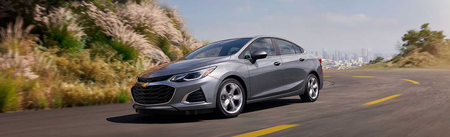 Drive Through Keokuk, IA in a 2019 Chevy Cruze Right Now!