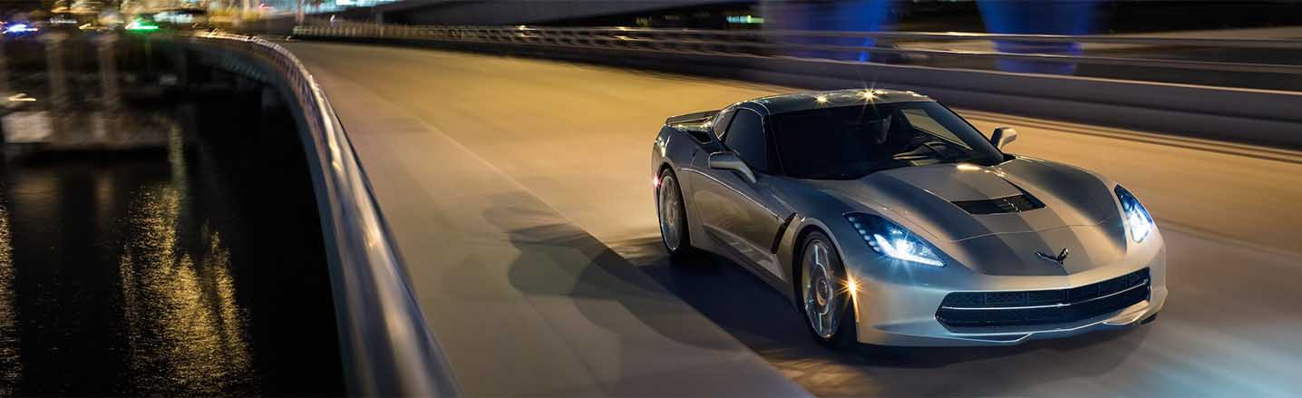 Nothing Stops the Thrilling Excitement that Comes with a Corvette