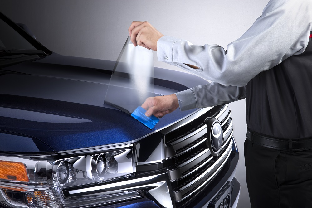 Toyota Paint Protection
