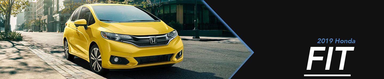 2019 Honda Fit in Columbia Near Jefferson City, MO