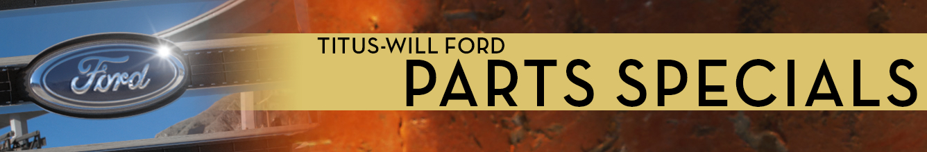 titus-will ford parts specials