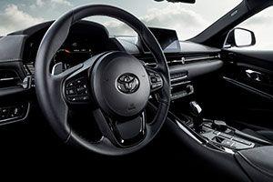 Toyota Supra Safety