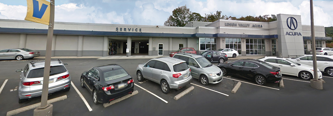 About Lehigh Valley Acura