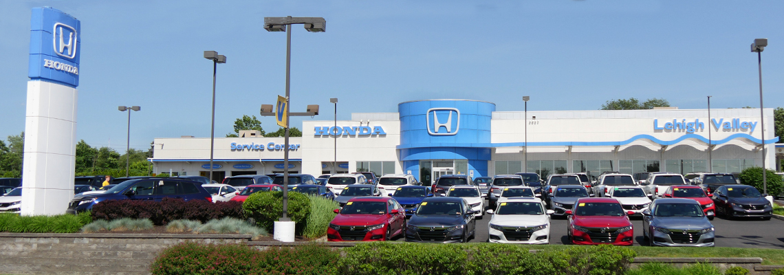 About Lehigh Valley Honda