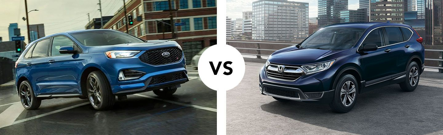 Comparing The Honda CR-V & The Ford Escape In Cartersville, GA