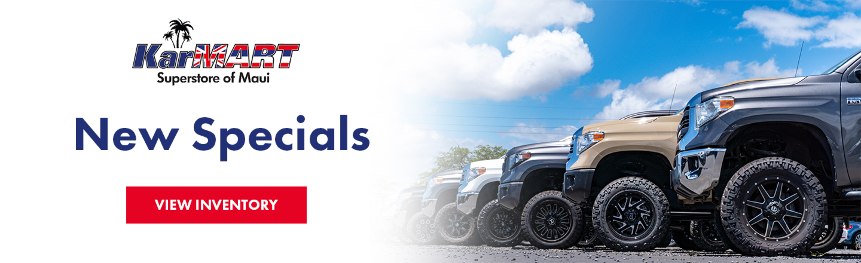New & Used Volkswagen & Mitsubishi Dealer | KarMART Maui