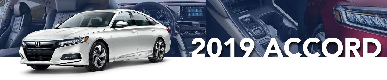 Discover The 2019 Honda Accord At Paul Moak  Honda In Jackson