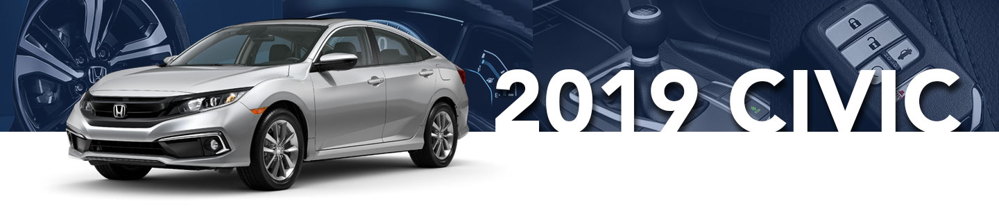 The New 2019 Honda Civic Is For Sale In Jackson, Mississippi