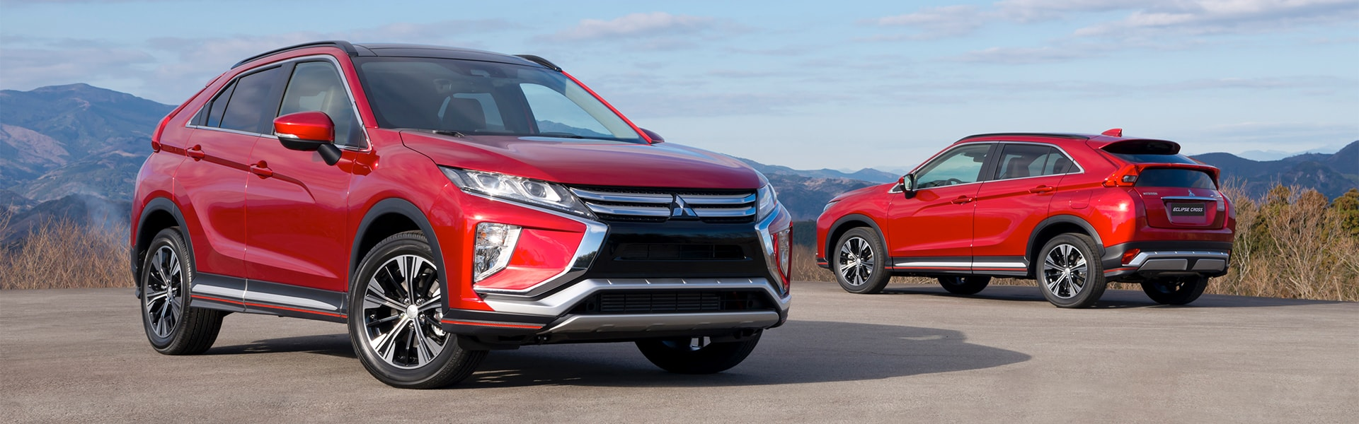 2018 Mitsubishi Eclipse Cross Styling