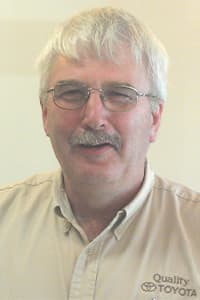 Mike Holstrom Bio Image