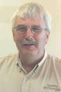 Mike Holstrom Bio Image