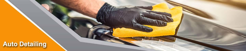 DCH Montclair Acura Auto Detailing Services