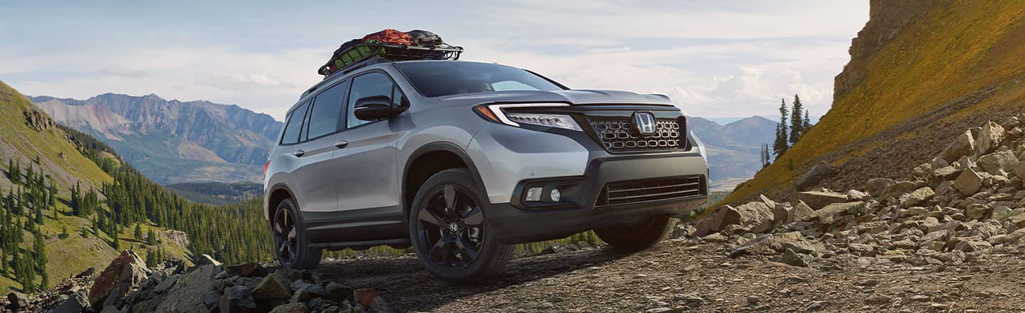 Take On Oklahoma City, OK, Behind The Wheel Of A 2019 Honda Passport
