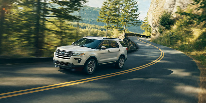 Explorer | Lakewood Ford