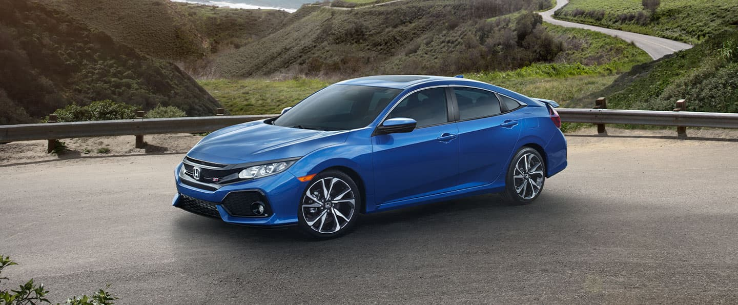2019 Honda Civic Si