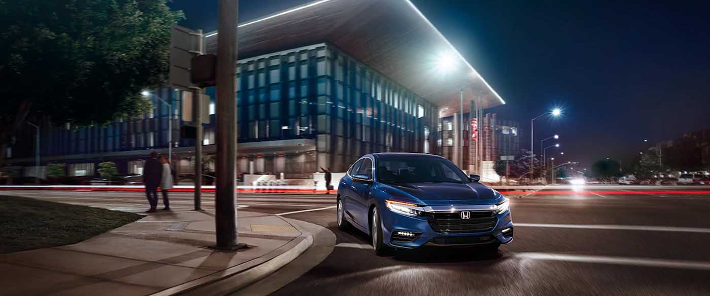 Meet The 2019 Honda Insight Hybrid At Our El Cajon, CA, Auto Dealer