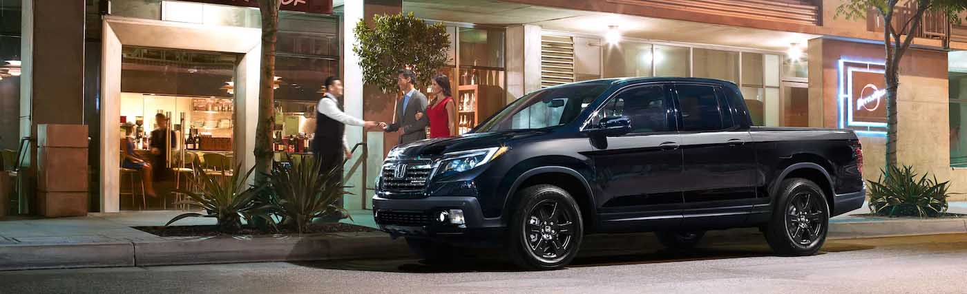 The 2019 Ridgeline Is Available At Our Honda Dealer In El Cajon, CA