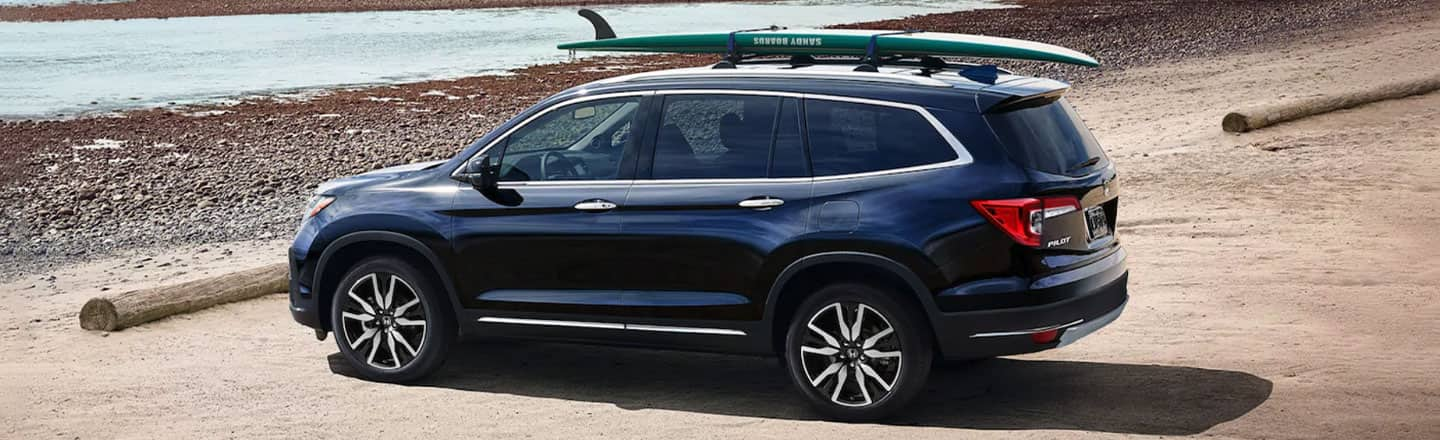 2019 Honda Pilot SUV For Sale In Akron, Ohio, at Great Lakes Honda