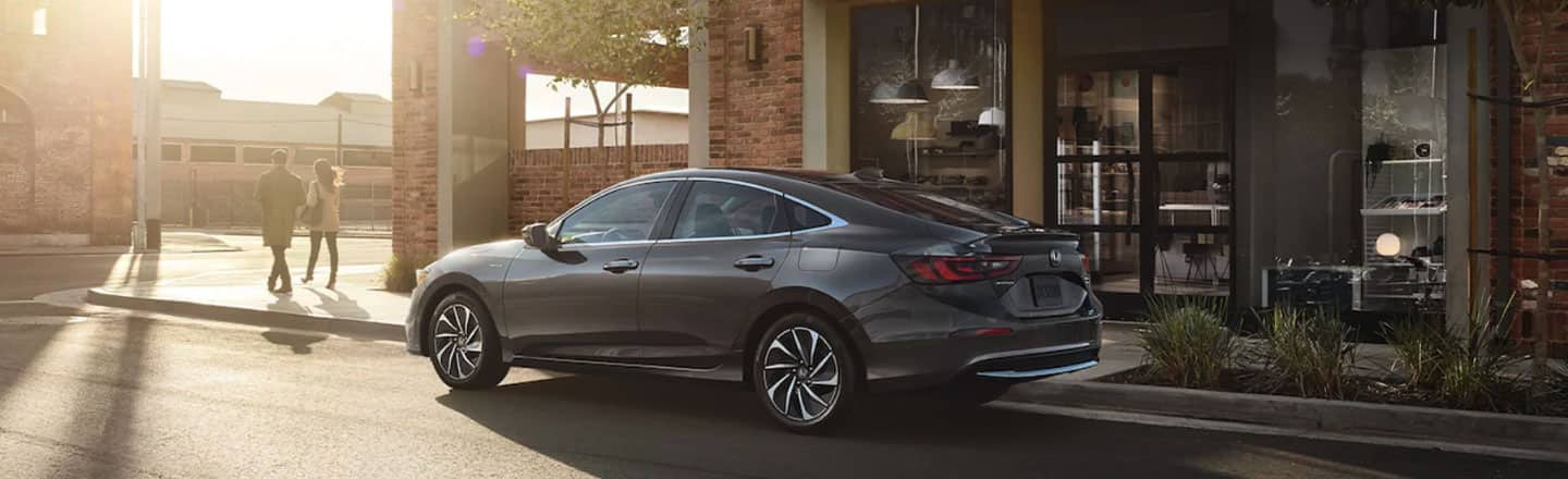 2019 Honda Insight Hybrid In Akron, Ohio, at Great Lakes Honda