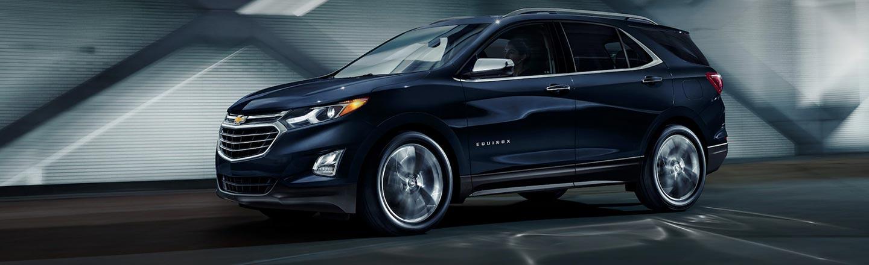 2020 Chevrolet Equinox SUV Available Near Macomb, Illinois