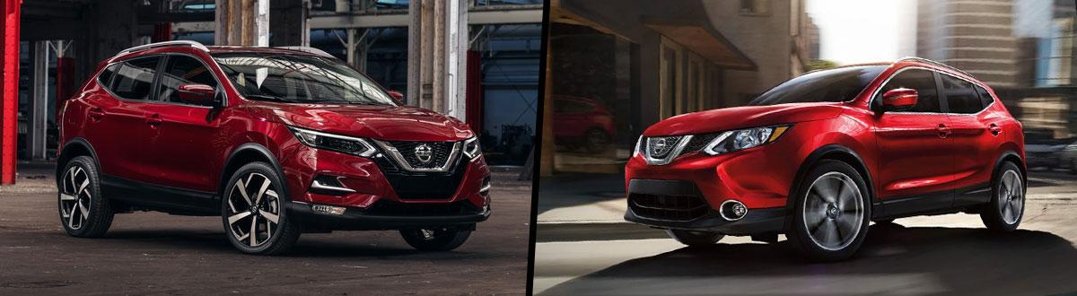 2020 Nissan Roque Sport: Refresh, Standard Safety Equipment, Release >> 2020 Vs 2019 Nissan Rogue Sport Comparison Valdosta Ga