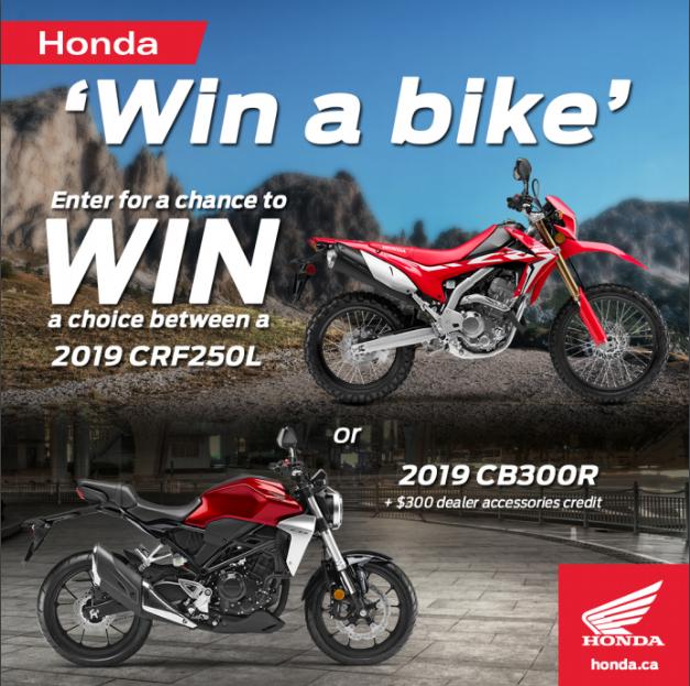 Honda Canada Promotions | Ceilidh Honda in New Glasgow, NS