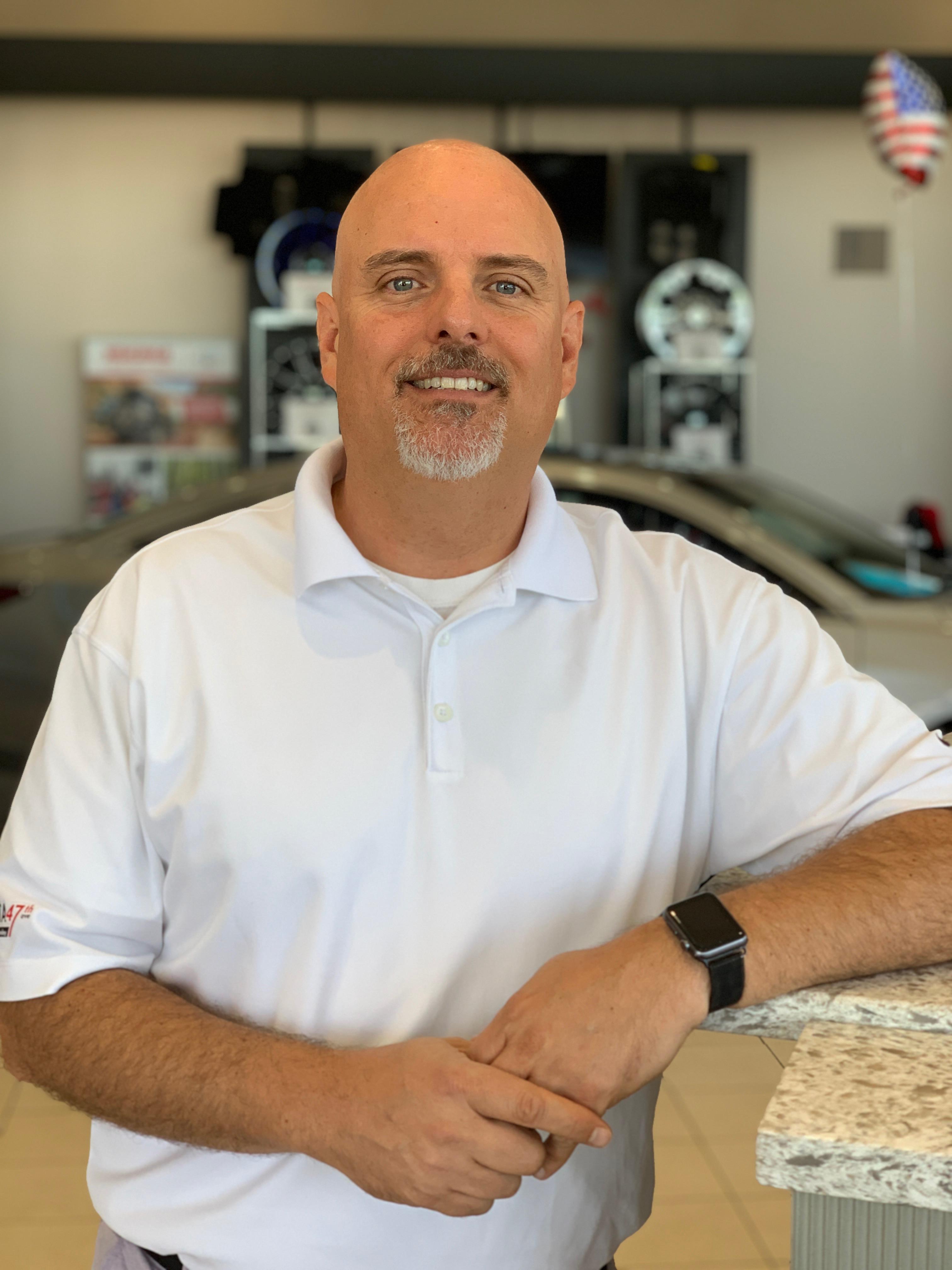 Michael Sealander Bio Image