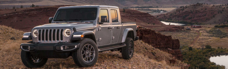2020 Jeep Gladiator Pickup Truck in Mount Pleasant, IA