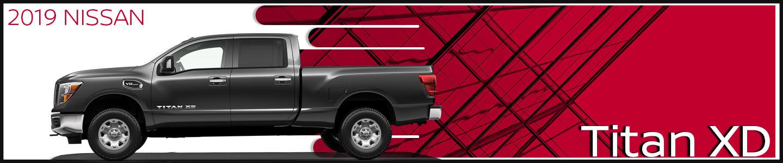 2019 Nissan Titan XD at Joe Machens Nissans