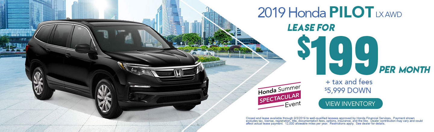 Honda Financial Services Account >> Honda Lease Specials Columbus Area Honda Dealer
