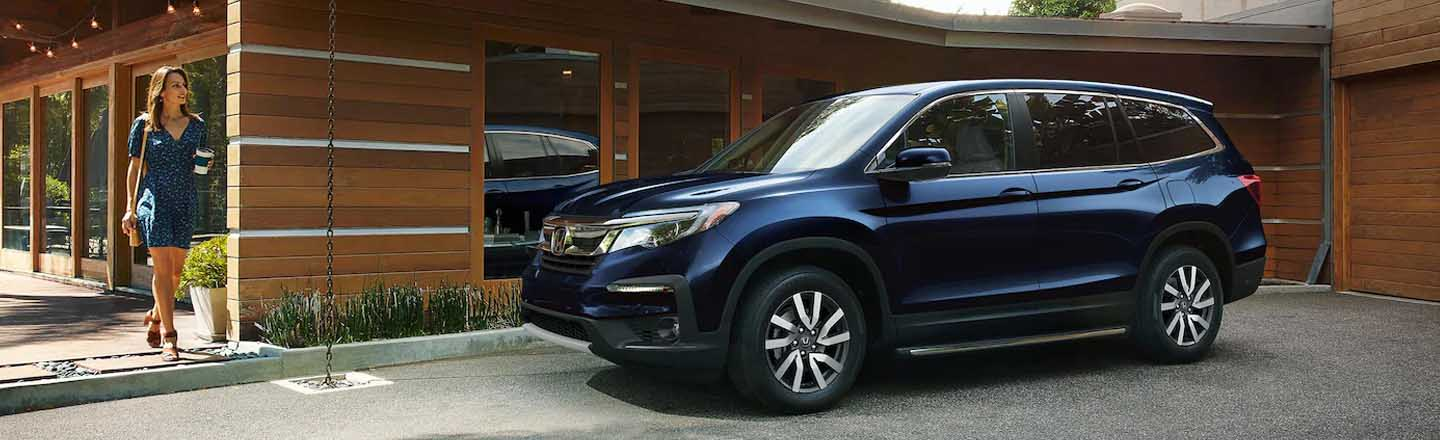 2019 Honda Pilot SUV For Sale In Yuma, Arizona, at Yuma Honda