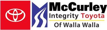 McCurley Toyota of Walla Walla logo