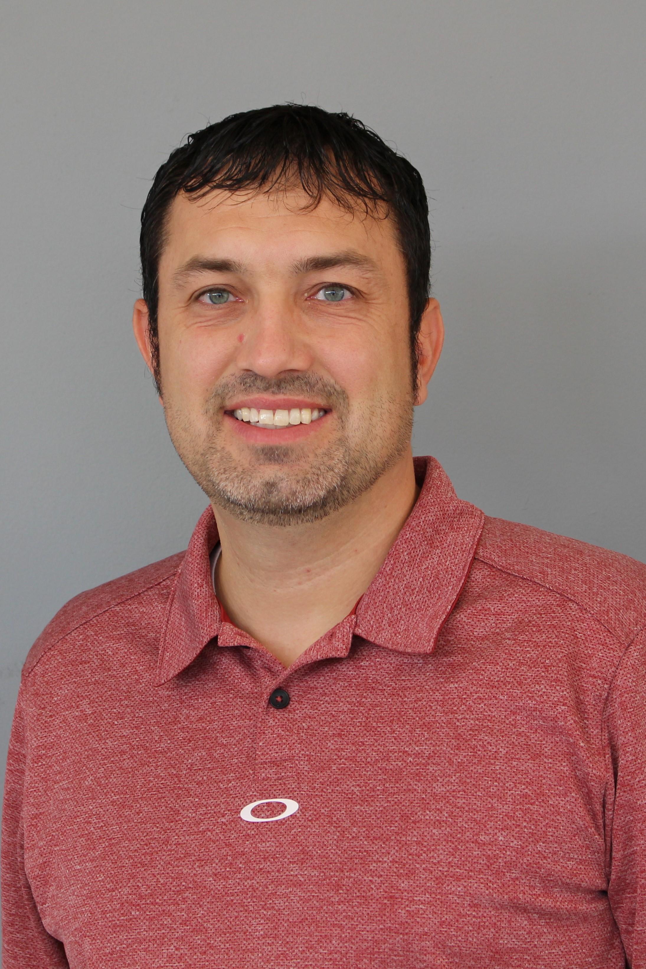 Tim Barber Bio Image