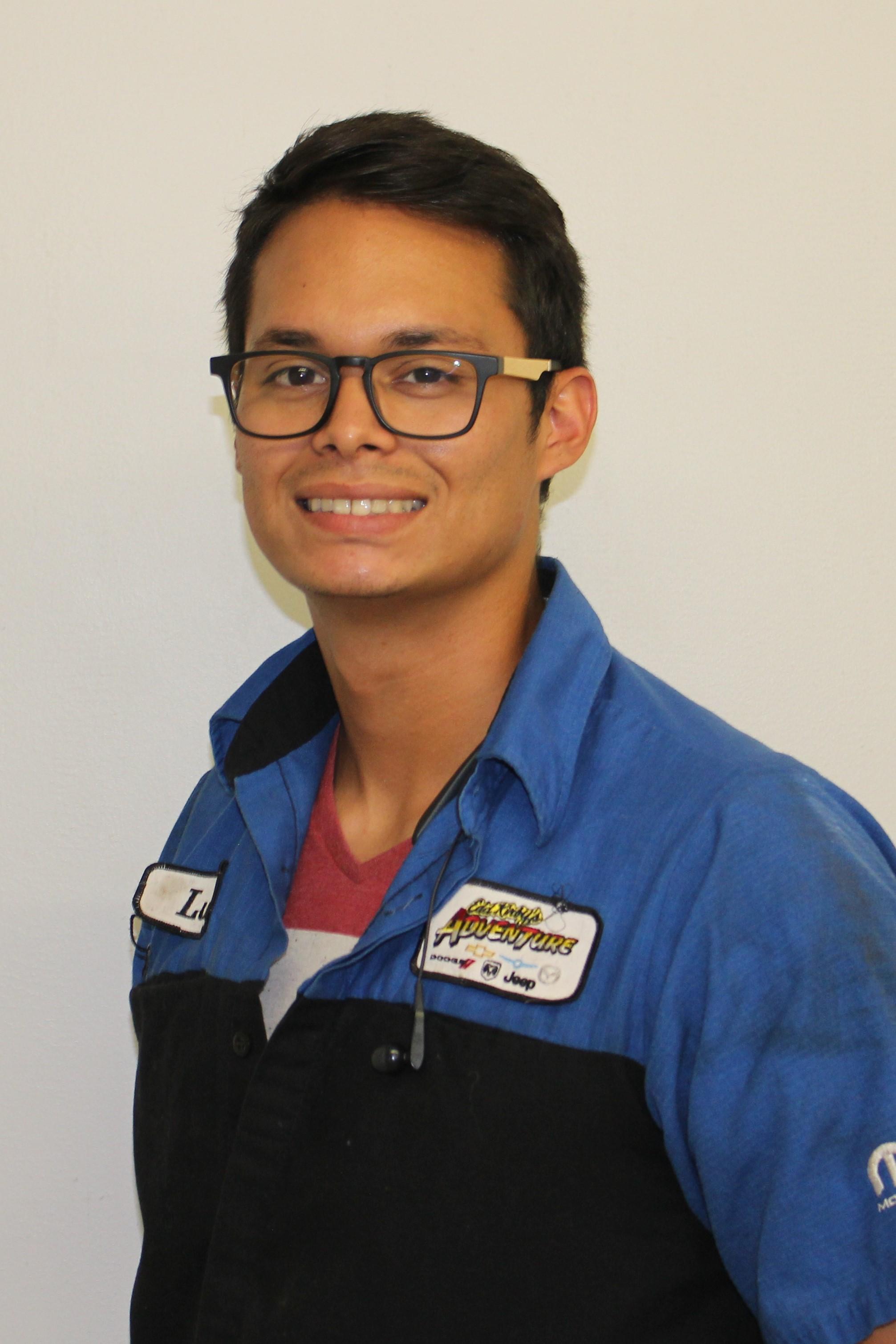 Luis Ferrer Bio Image