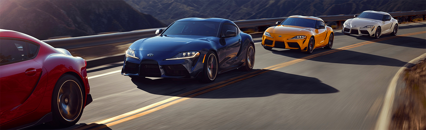 The 2020 Toyota GR Supra Is Now Available In New Iberia, Louisiana